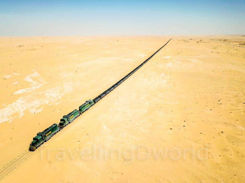 La extraña Mauritania