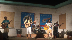 Concierto en Bobo Dioulasso, Les Bambous