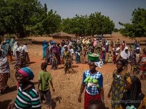 boda tradicional en Burkina Faso