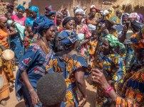 boda en una aldea de Burkina Faso