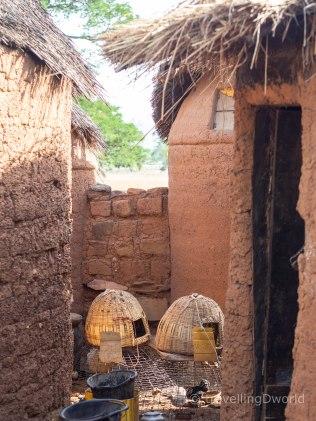 Aldea Tradicional en Burkina Faso