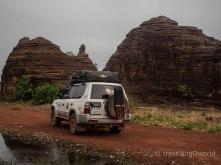 Domes de Fabedougou en Burkina Faso
