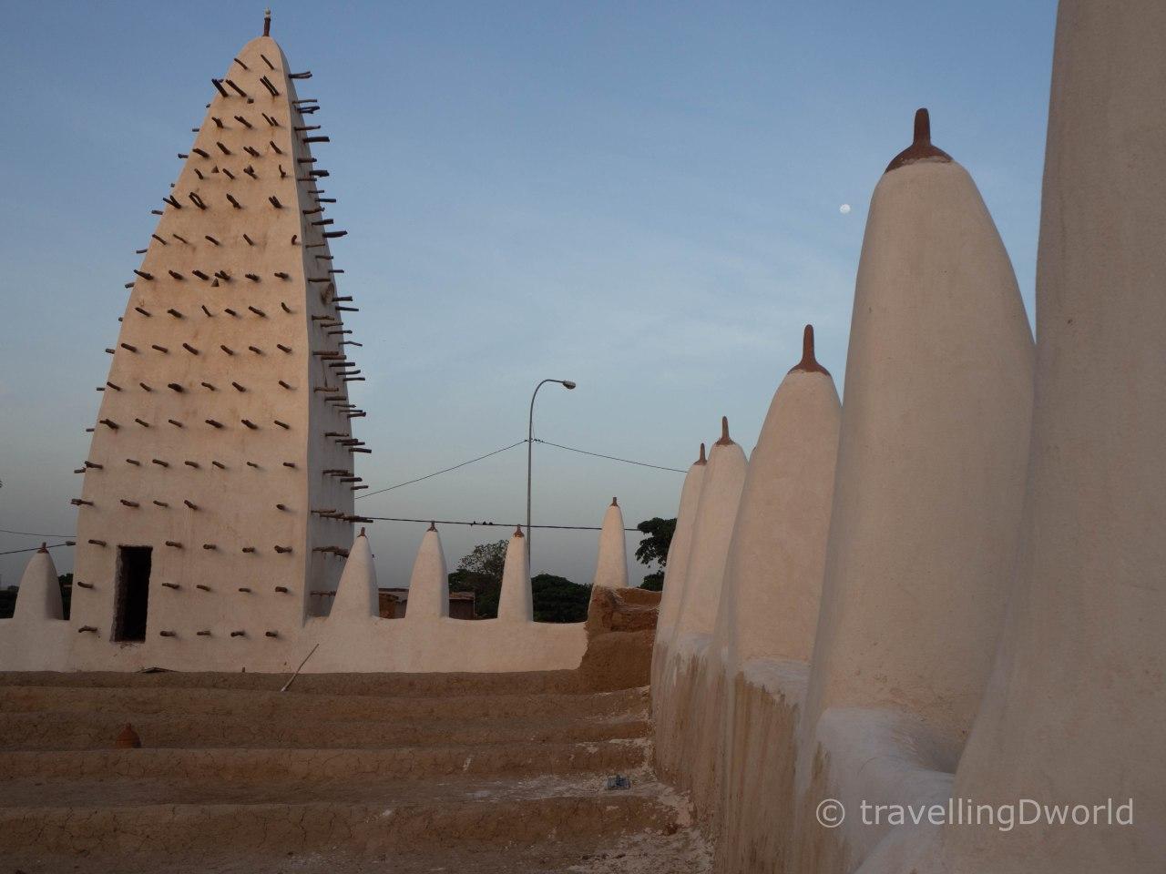 Mezquita Sudanesa en Bobo Dioulasso