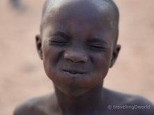 niños jugando en Burkina Faso