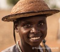 Chico Fulani en Nigeria