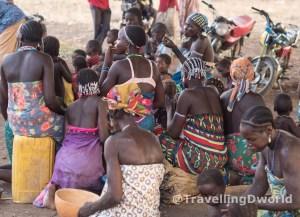 con los Kamberi en Nigeria