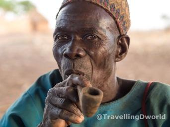 Hombre de la etnia Kamberi