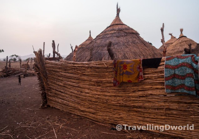 aldea Kamberi, Nigeria