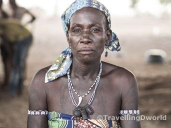 Mujer Kamberi, Nigeria