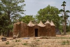 Casa TataSomba en los alrededores de Natitingu en Benin
