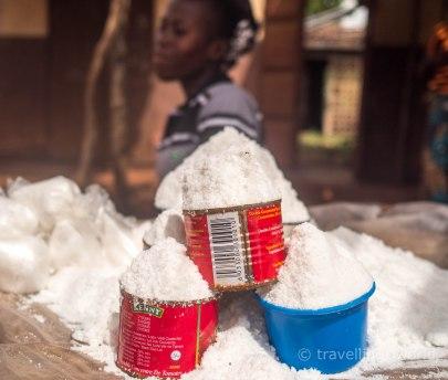 Mercado de Onigbolo, Benin