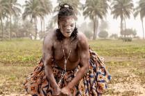 Ceremonia Vudú en la cuna de esta religión, Ouiza, Benín