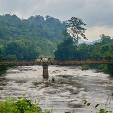 Puente en Gabón